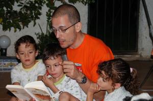 wspólne czytanie książek z dziećmi